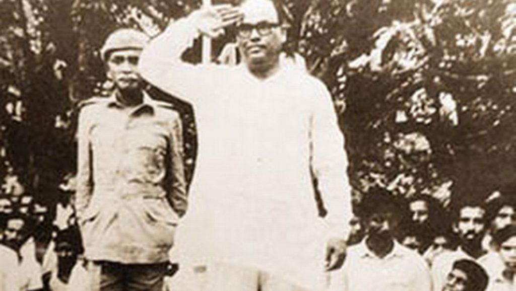 মুজিবনগর সরকার