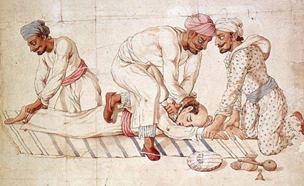 ভয়াবহ ও নৃশংস 'ঠগি সম্প্রদায়'
