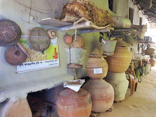 জাহাঙ্গীর আলম শাহ'র কৃষি তথ্য ও উপকরণের জাদুঘর