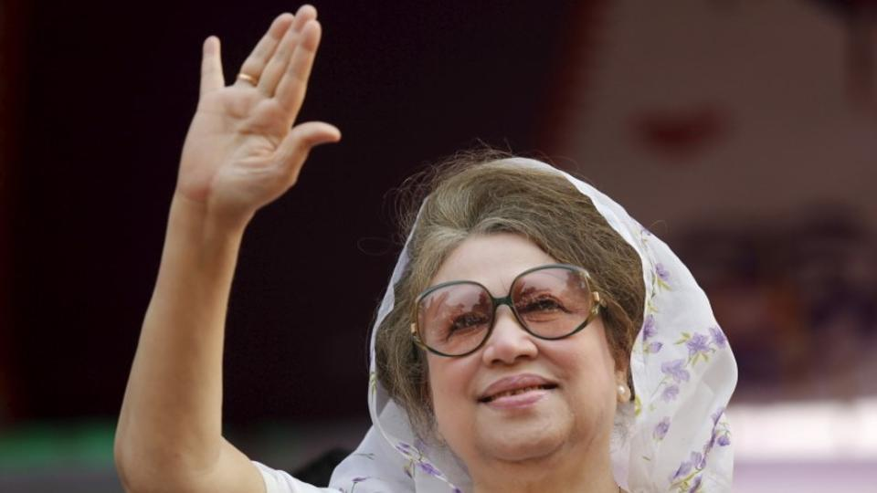 আপোষহীন নেত্রী বেগম খালেদা জিয়া