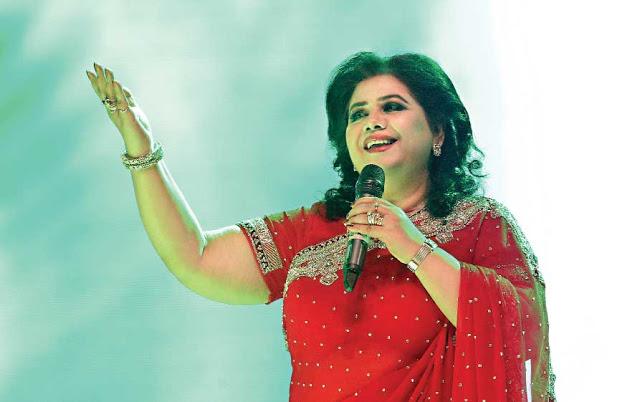 কিংবদন্তিতুল্য শিল্পী রুনা লায়লা