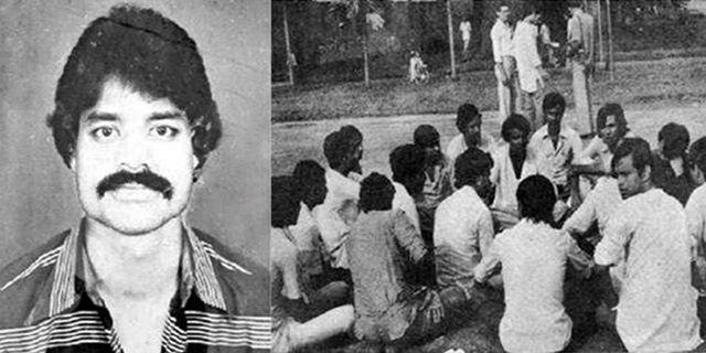 এরশাদবিরোধী আন্দোলনে শহীদ রাউফুন বসুনিয়া