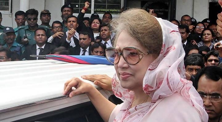 আপোষহীনই রয়ে গেলেন বেগম খালেদা জিয়া