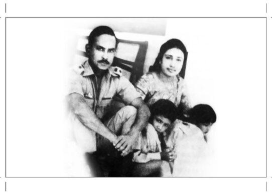 মুক্তিযুদ্ধে বেগম খালেদা জিয়া